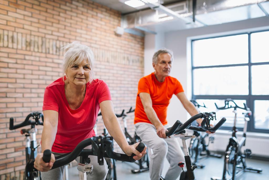 Insuffisance cardiaque : le sport efficace, même après 40 ans